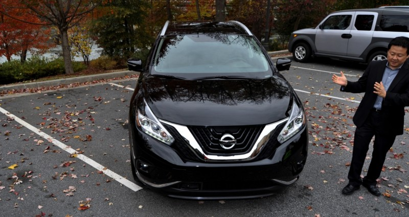 2015 Nissan Murano Platinum AWD 92