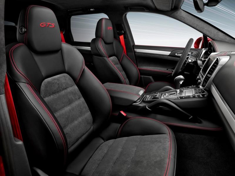 2015 Porsche Cayenne GTS 10