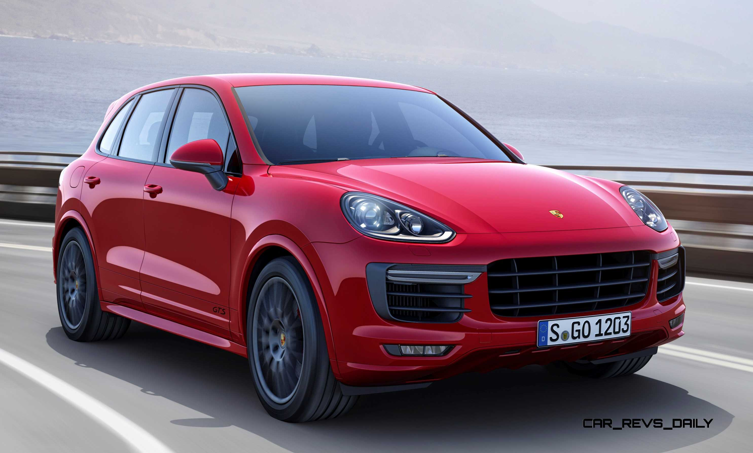 2015 porsche cayenne gts first look february 2015 usa arrival. Black Bedroom Furniture Sets. Home Design Ideas