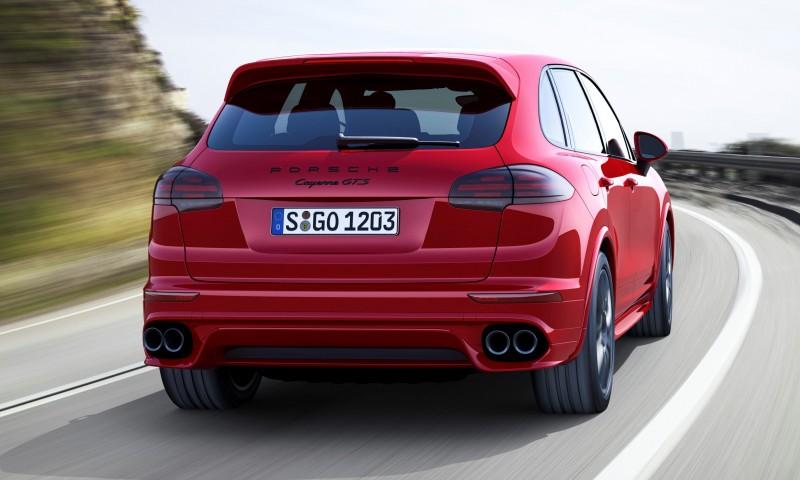 2015 Porsche Cayenne GTS 8