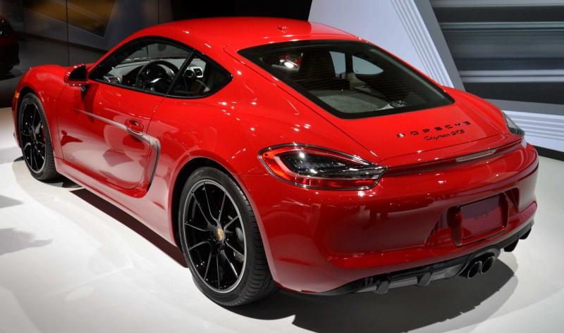 2015 Porsche GTS 1