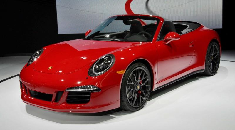2015 Porsche GTS 10