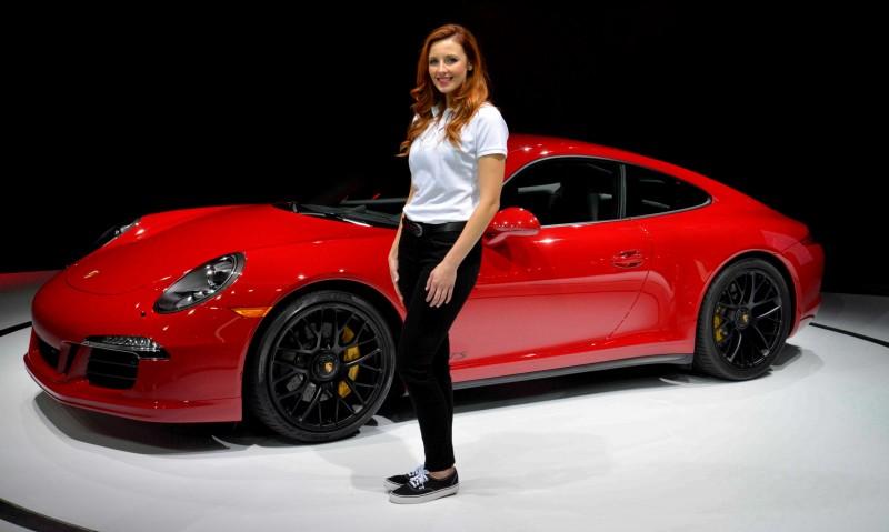 2015 Porsche GTS 11