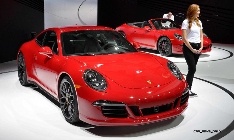 2015 Porsche GTS 12