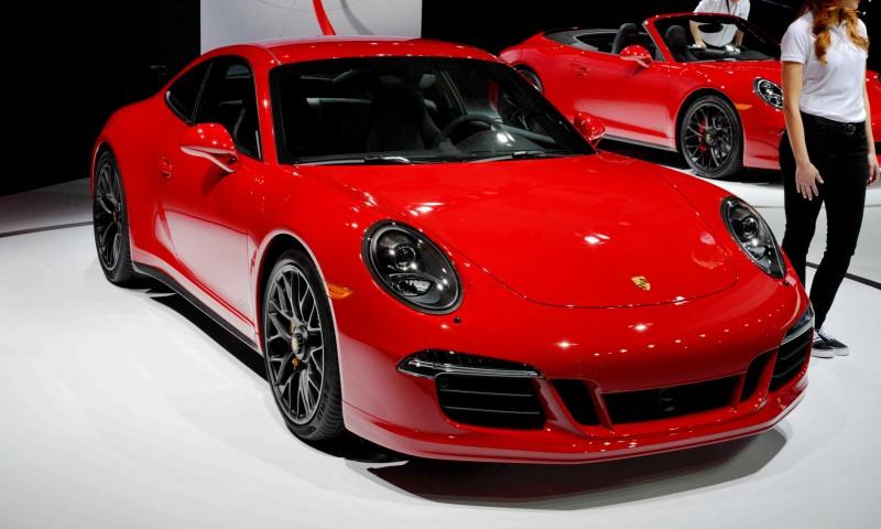 2015 Porsche GTS 13