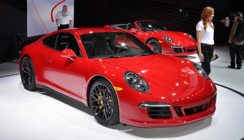2015 Porsche GTS 14