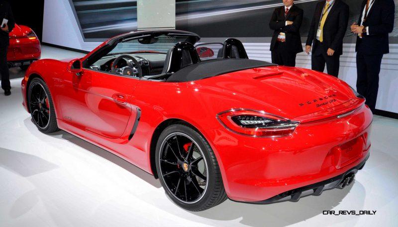 2015 Porsche GTS 15