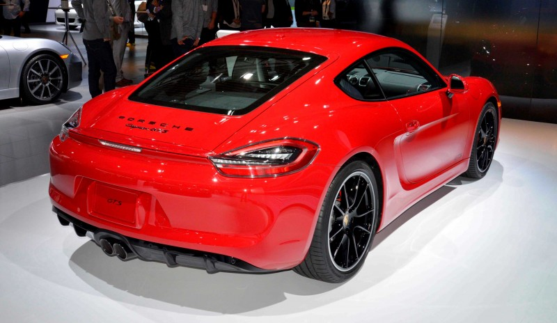 2015 Porsche GTS 2
