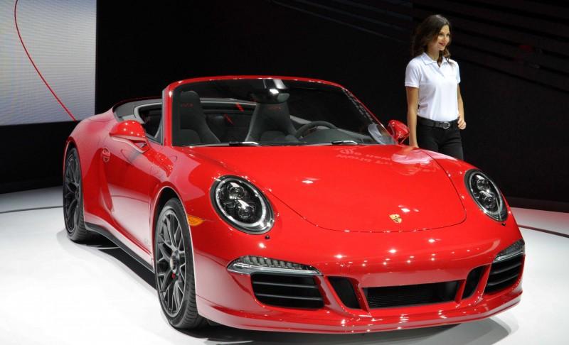 2015 Porsche GTS 8