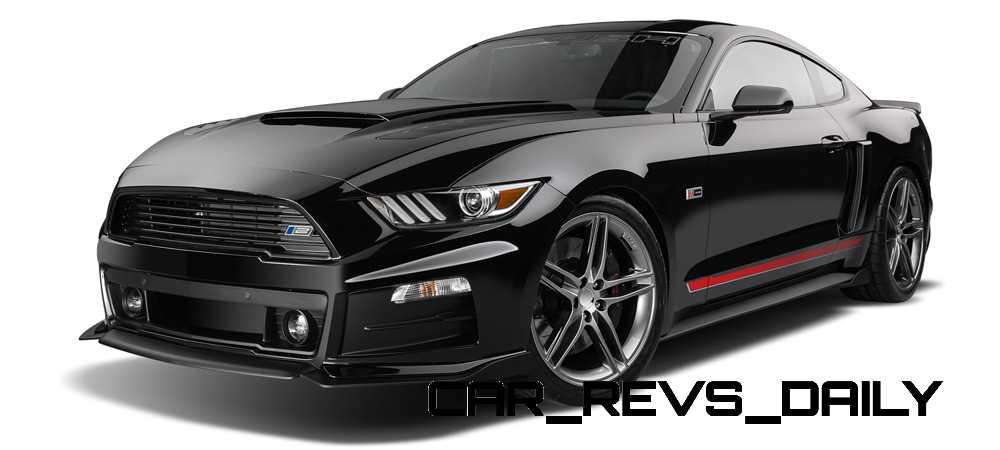 2015 ROUSH Mustang 16