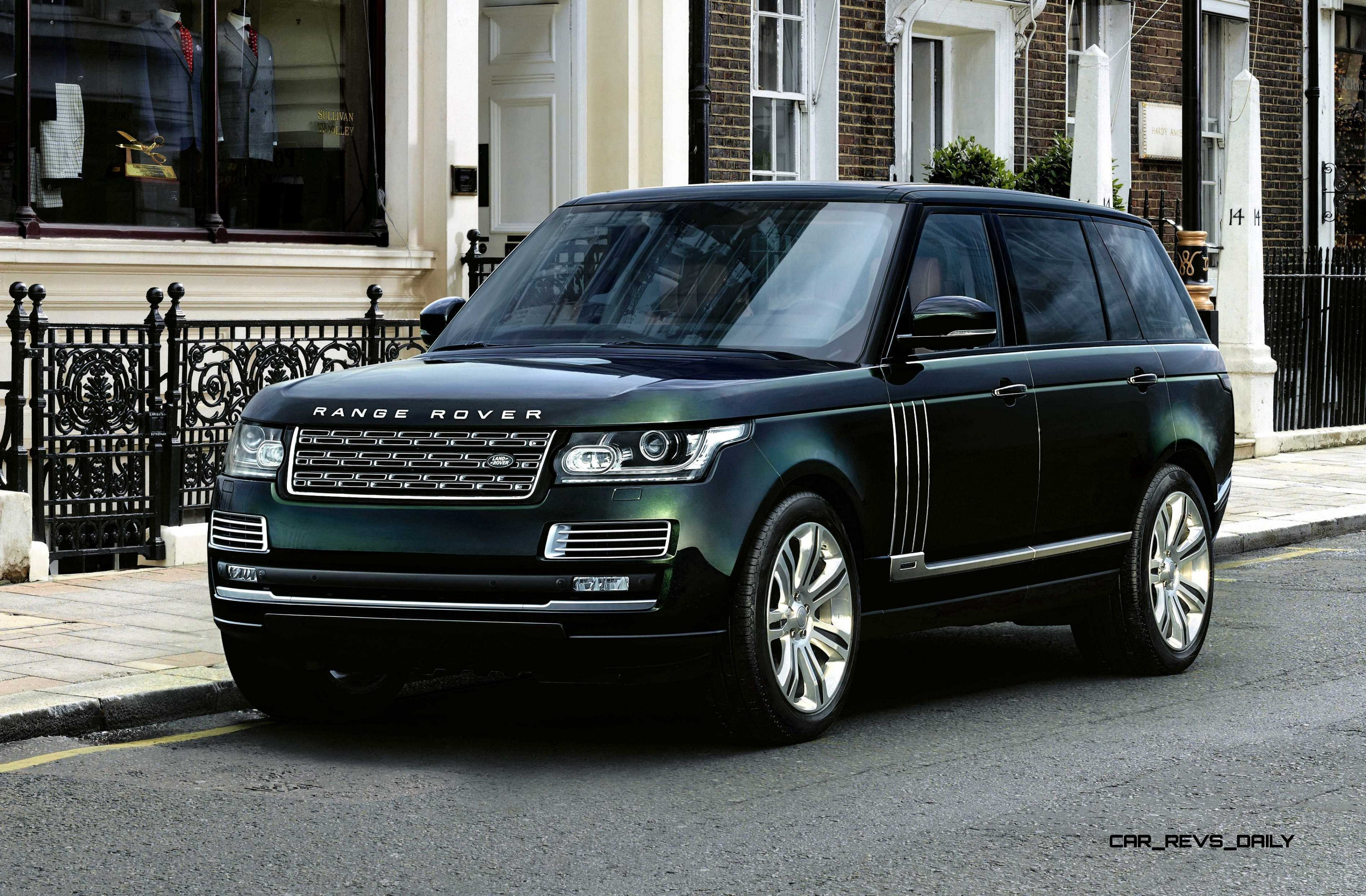 2015 Range Rover Holland Amp Holland Edition