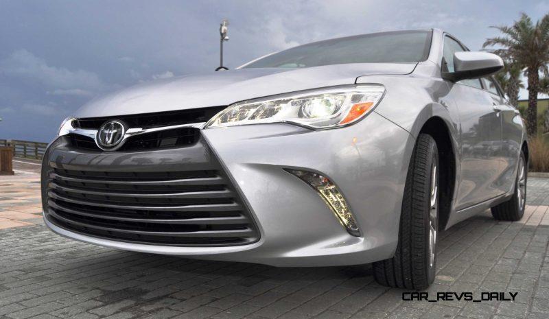 2015 Toyota Camry XLE V6 11