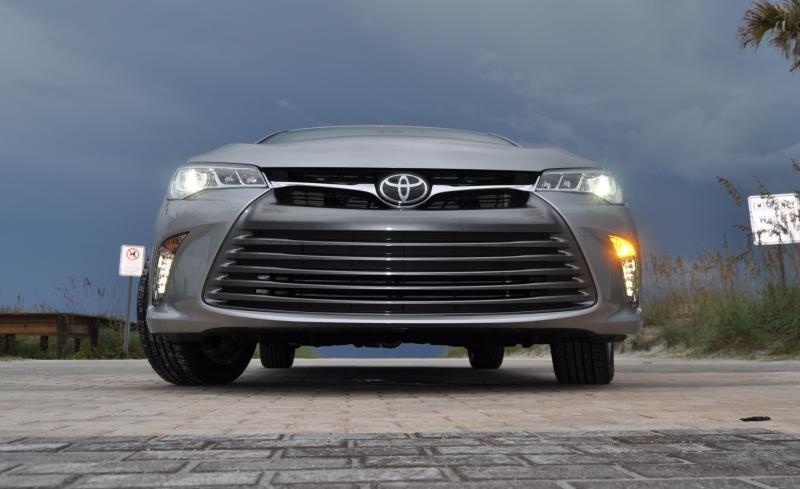 2015 Toyota Camry XLE V6 45