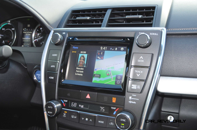 2015 Toyota Camry XLE V6 54