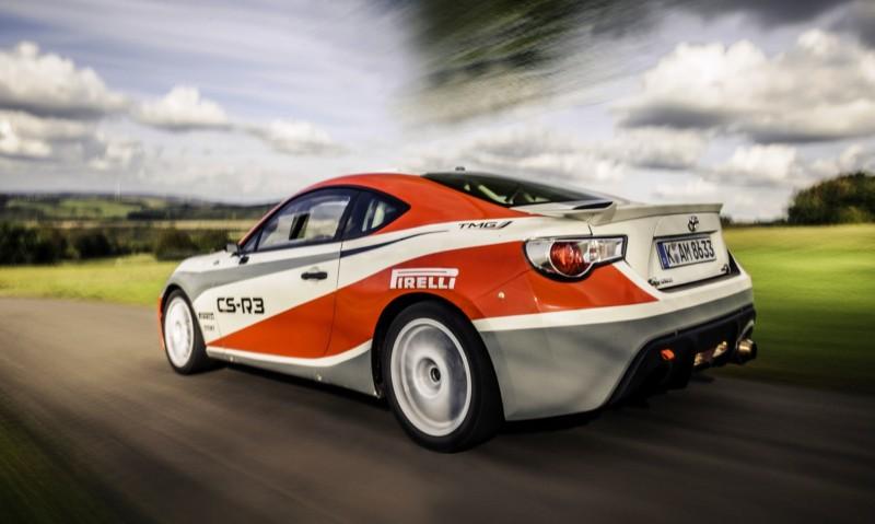 2015 Toyota GT86 CS R3 Rally Car 41