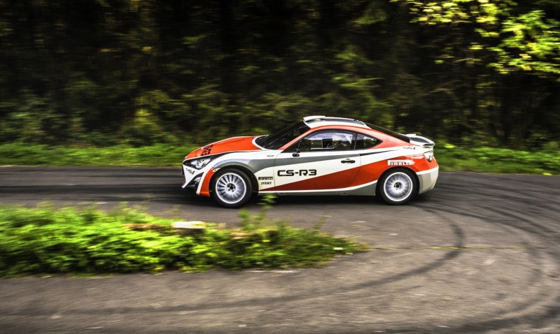 2015 Toyota GT86 CS R3 Rally Car 43