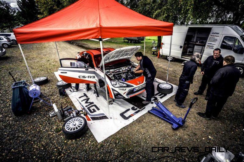 2015 Toyota GT86 CS R3 Rally Car 52