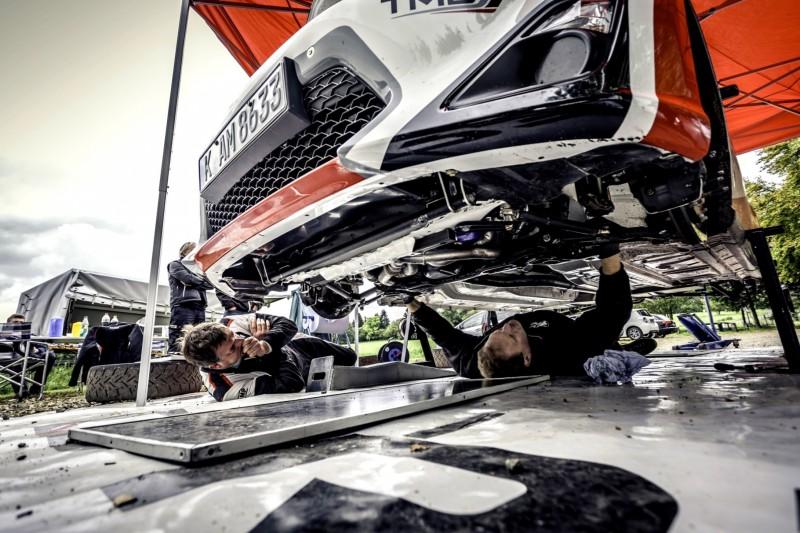 2015 Toyota GT86 CS R3 Rally Car 53