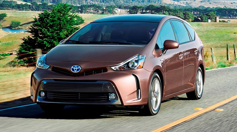 refreshed 2015 toyota prius v pricing. Black Bedroom Furniture Sets. Home Design Ideas