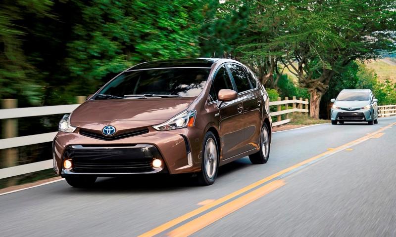 2015 Toyota Prius V 6