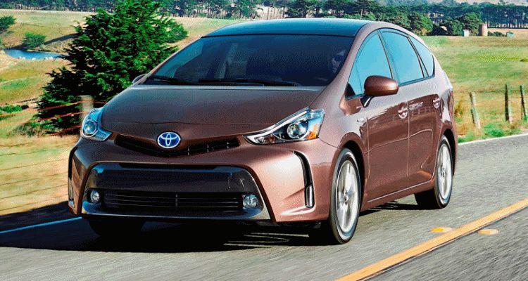 2015 Toyota Prius V gif