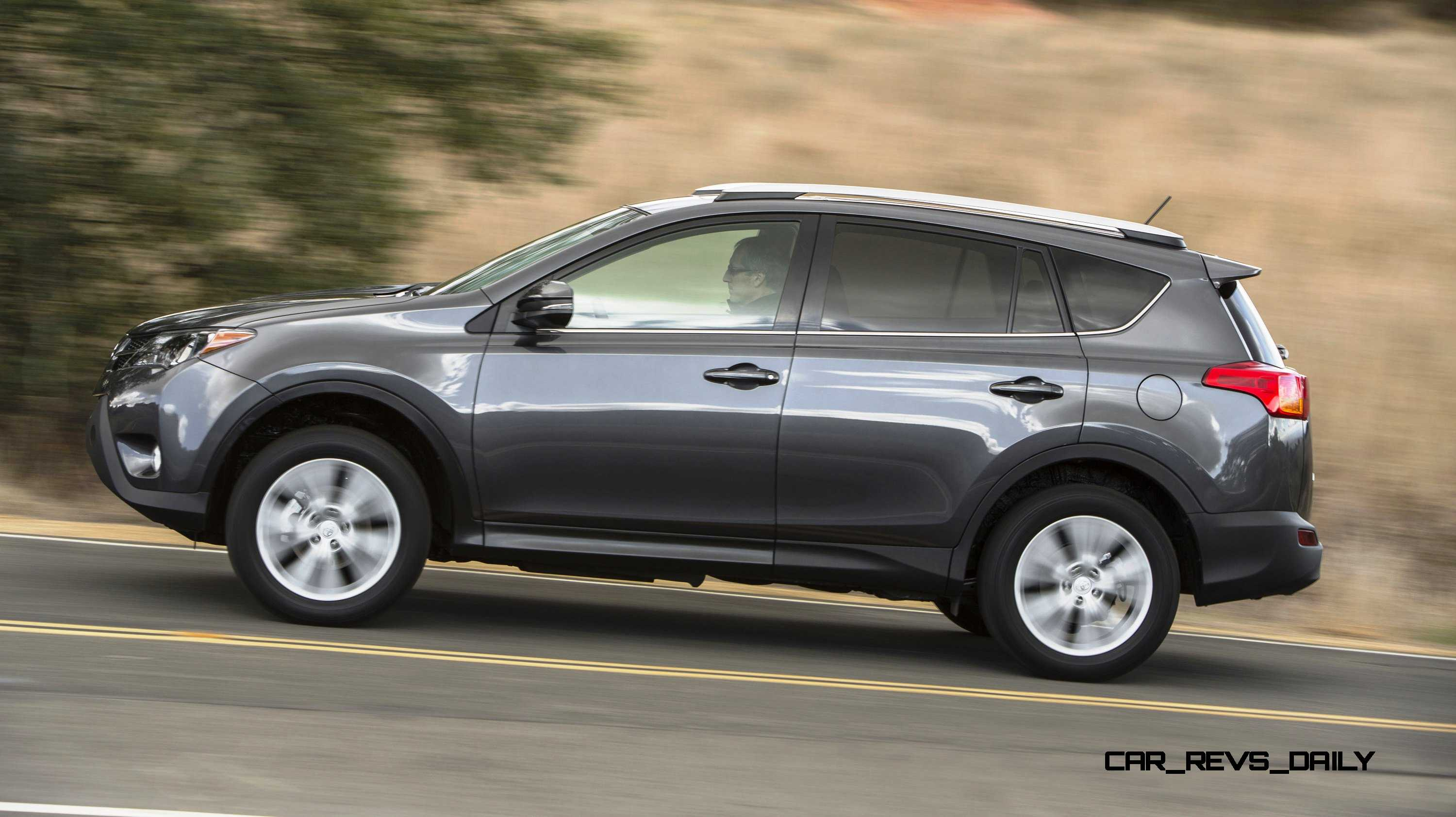 Road Test Review - 2014 Toyota RAV4 XLE AWD