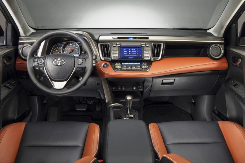 2015 Toyota RAV4 31