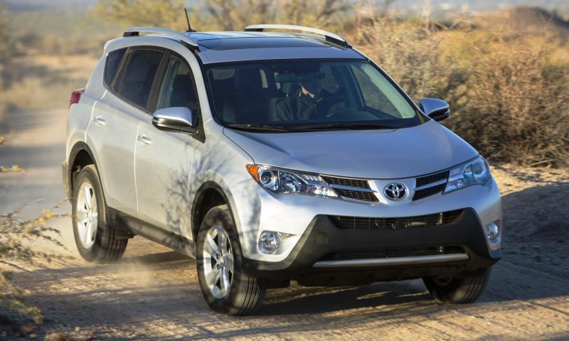 2015 Toyota RAV4 6