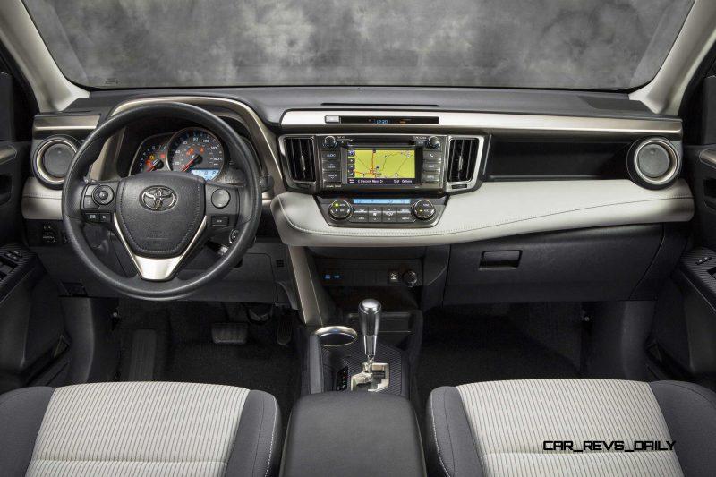 2015 Toyota RAV4 8