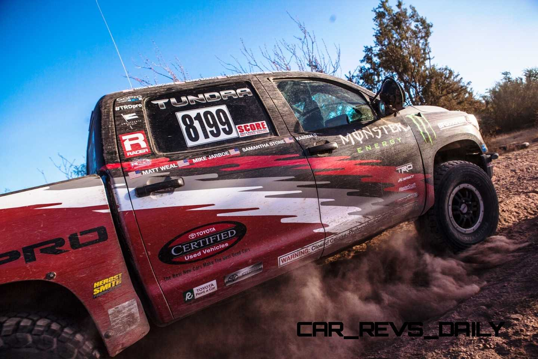 2015 Toyota Tundra TRD Pro Baja 1000 1