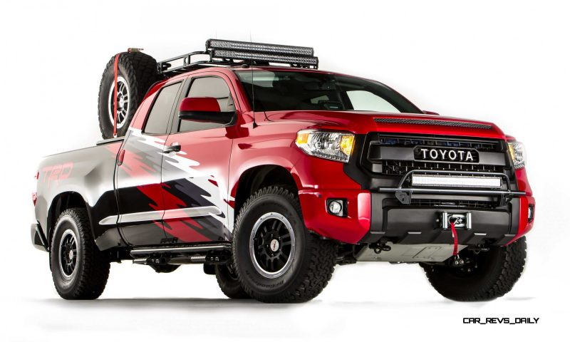 2015 Toyota Tundra TRD Pro Baja 1000 10