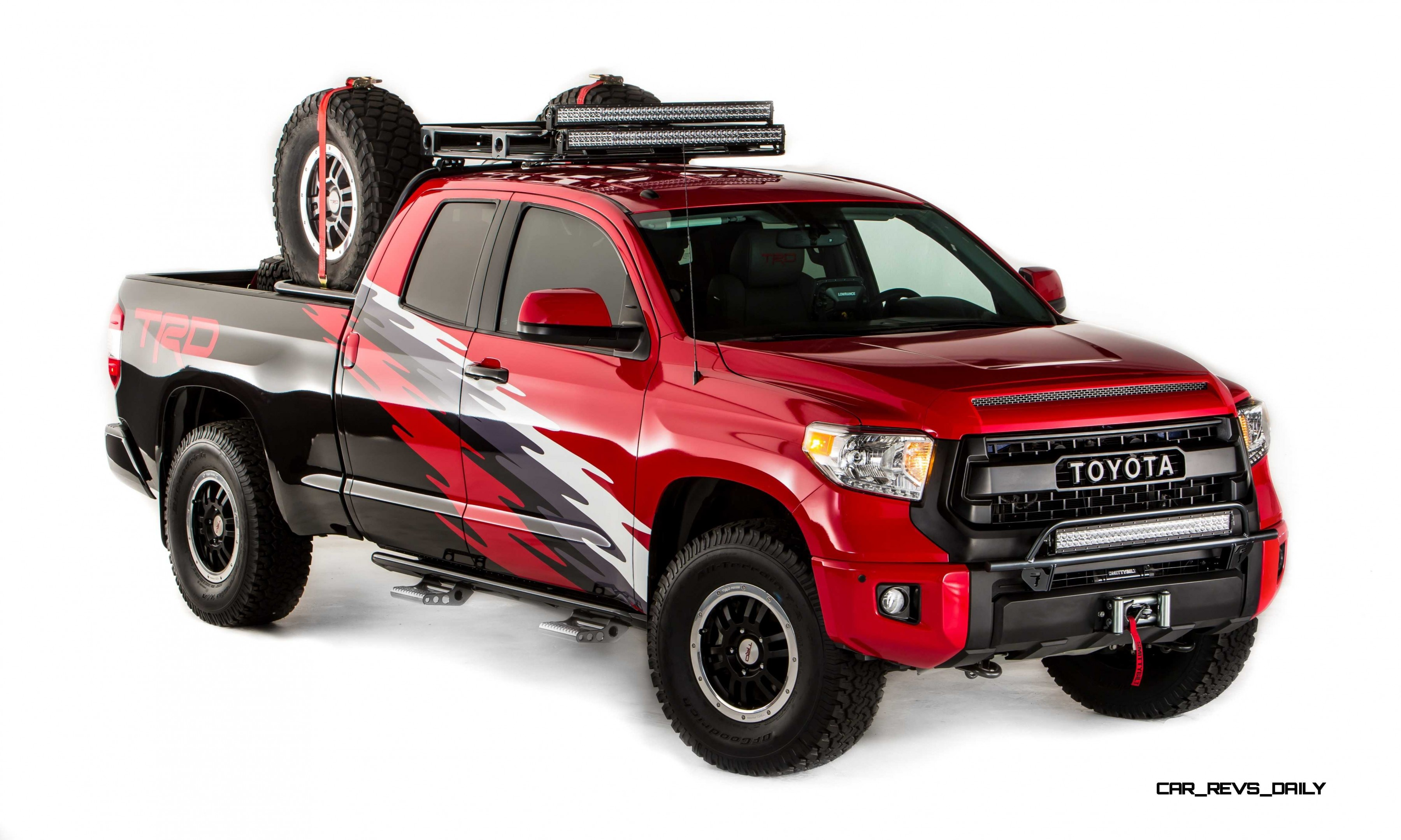 2015 toyota tundra trd pro will race in stock class in the. Black Bedroom Furniture Sets. Home Design Ideas