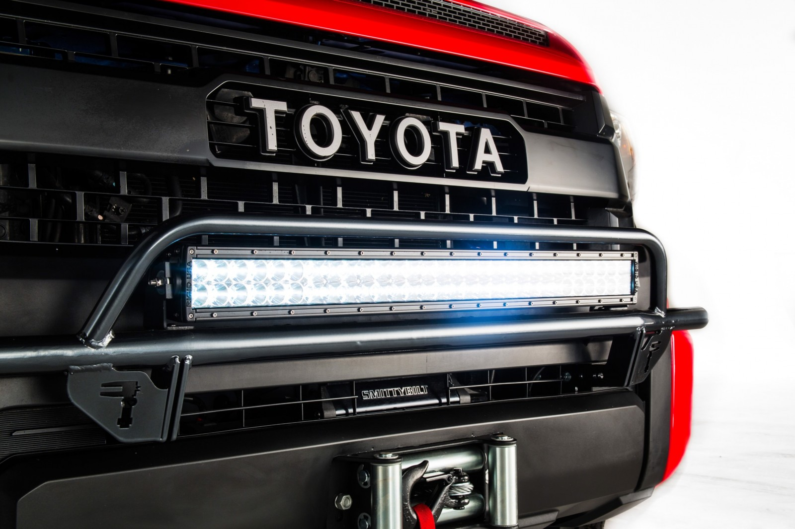 2015 Toyota Tundra TRD Pro Baja 1000 12