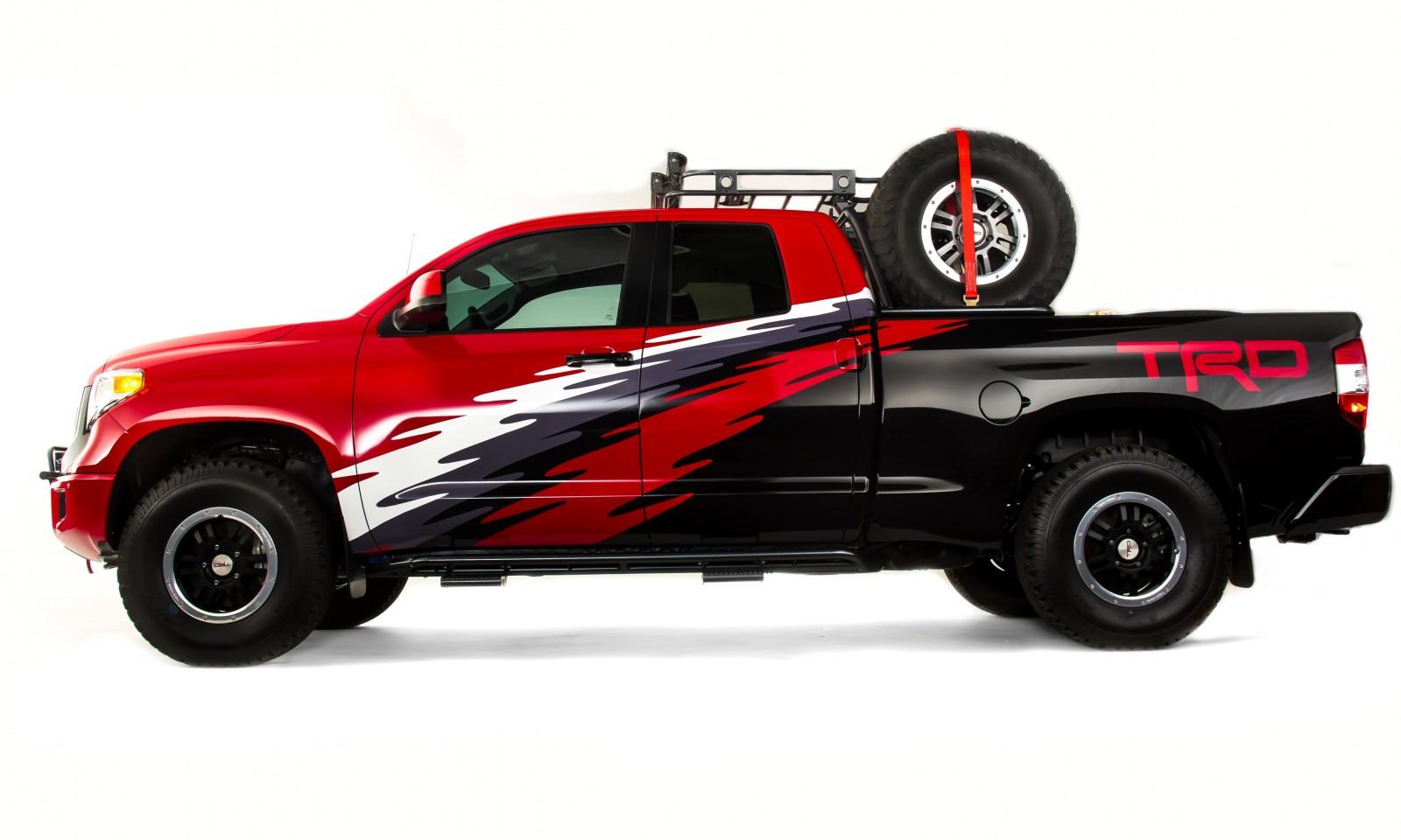 2016 TOYOTA TUNDRA TRD Pro Trophy Truck Best in Baja