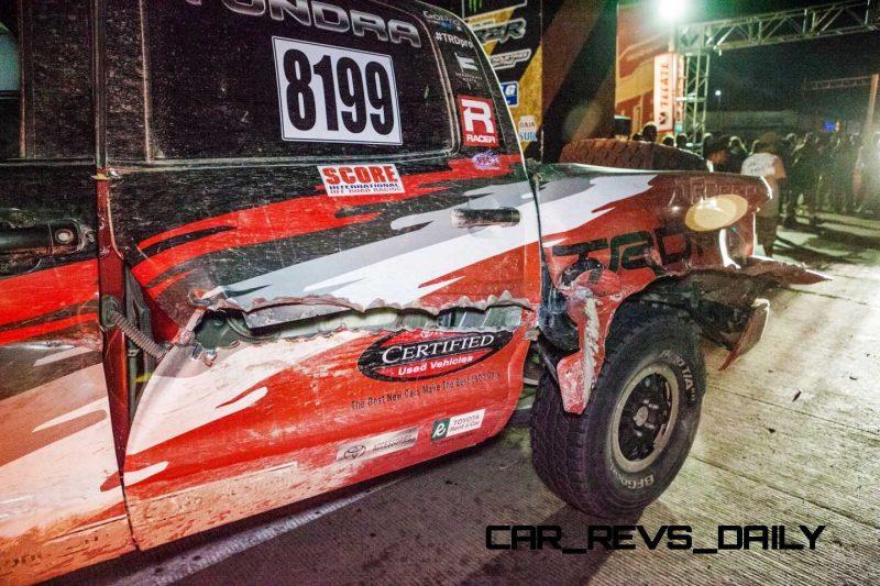2015 Toyota Tundra TRD Pro Baja 1000 2