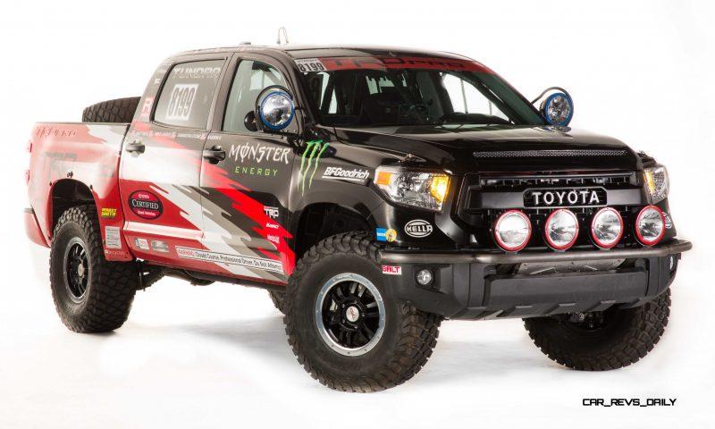 2015 Toyota Tundra TRD Pro Baja 1000 32