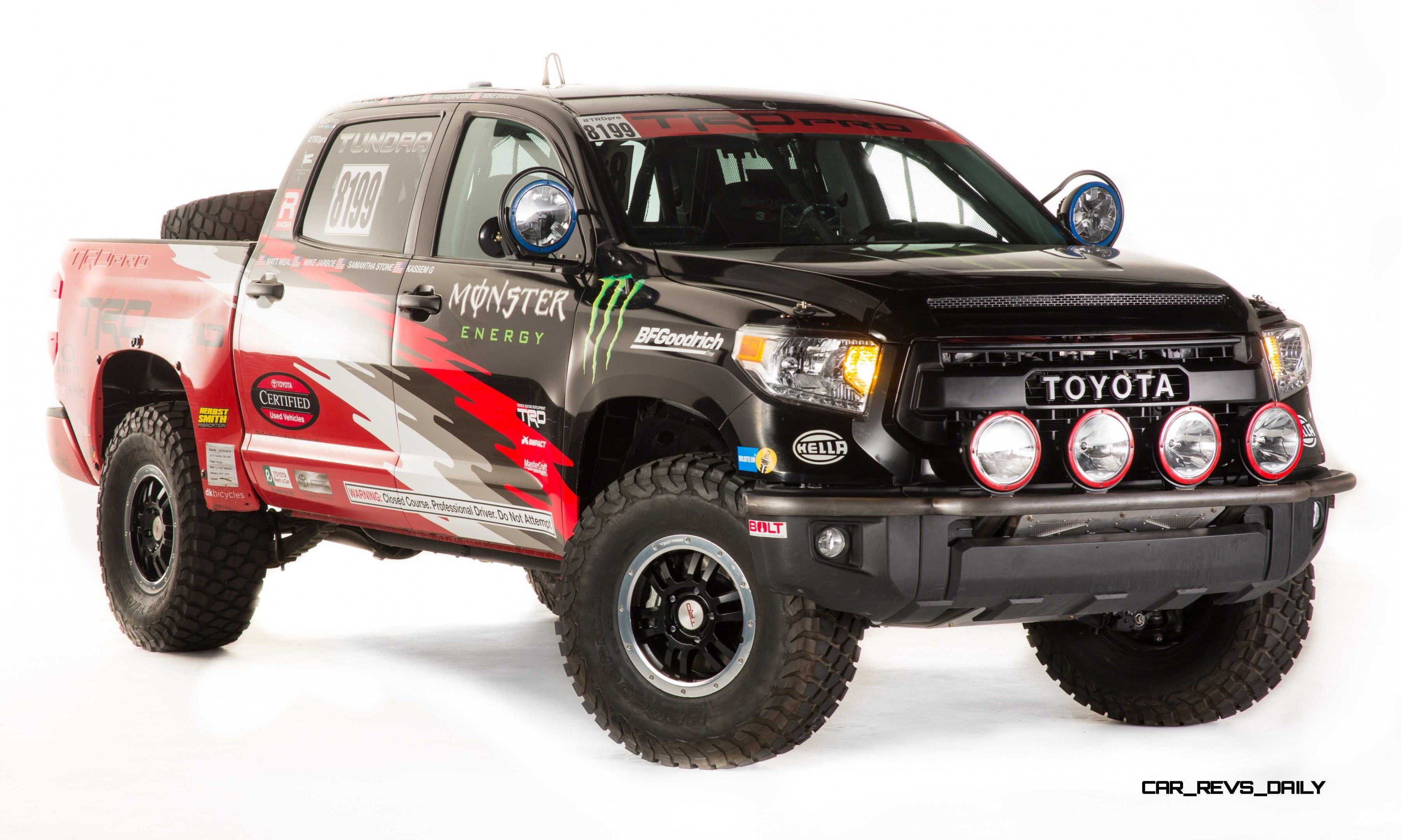 customized ford kirkland watch tundra youtube of sale toyota for