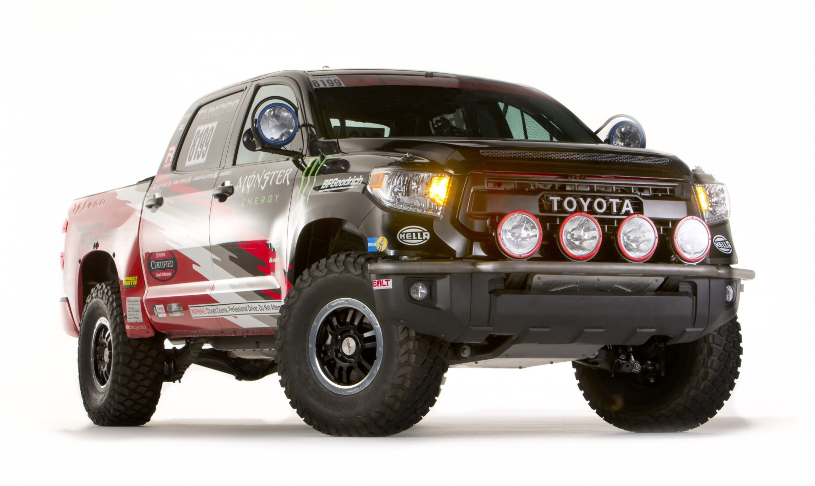 2015 Toyota Tundra TRD Pro Baja 1000 34