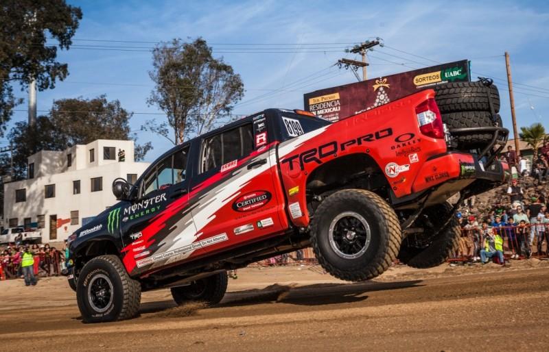 2015 Toyota Tundra TRD Pro Baja 1000 4