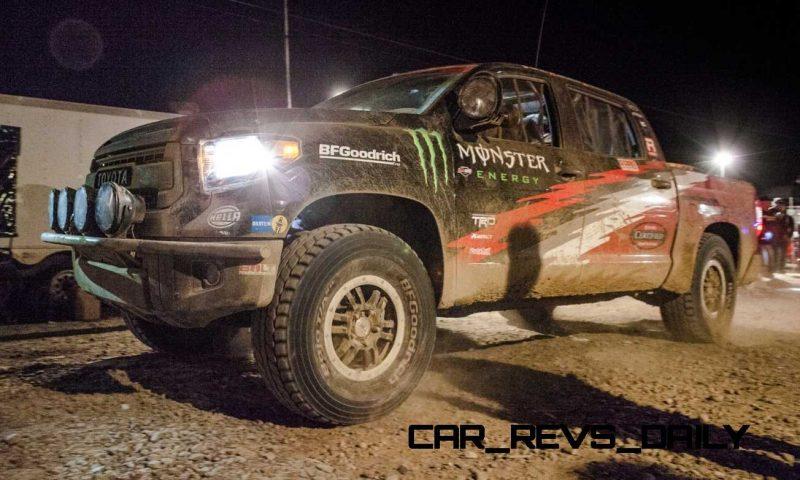 2015 Toyota Tundra TRD Pro Baja 1000 7