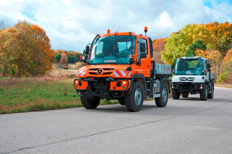 2015 Unimog U218 and U423 Upfit Showcase 10