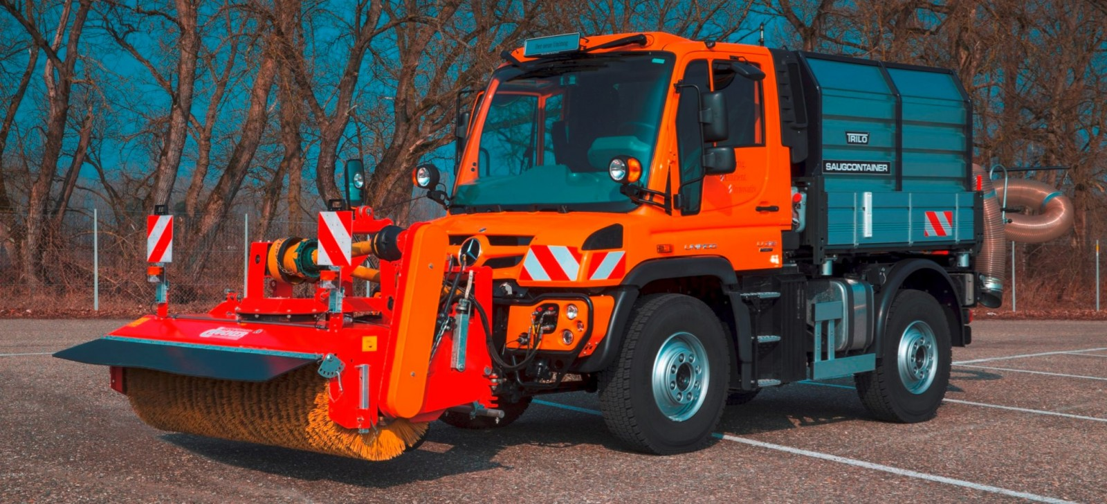 2015 Unimog U218 and U423 Upfit Showcase 106