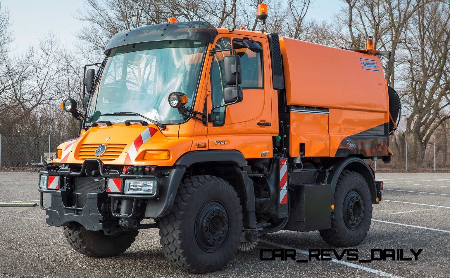 2015 Unimog U218 and U423 Upfit Showcase 111
