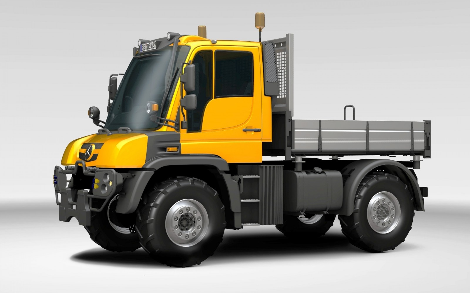 2015 Unimog U218 and U423 Upfit Showcase 115