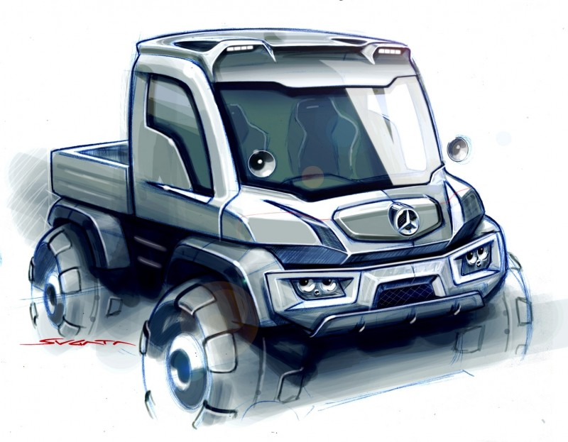 2015 Unimog U218 and U423 Upfit Showcase 119