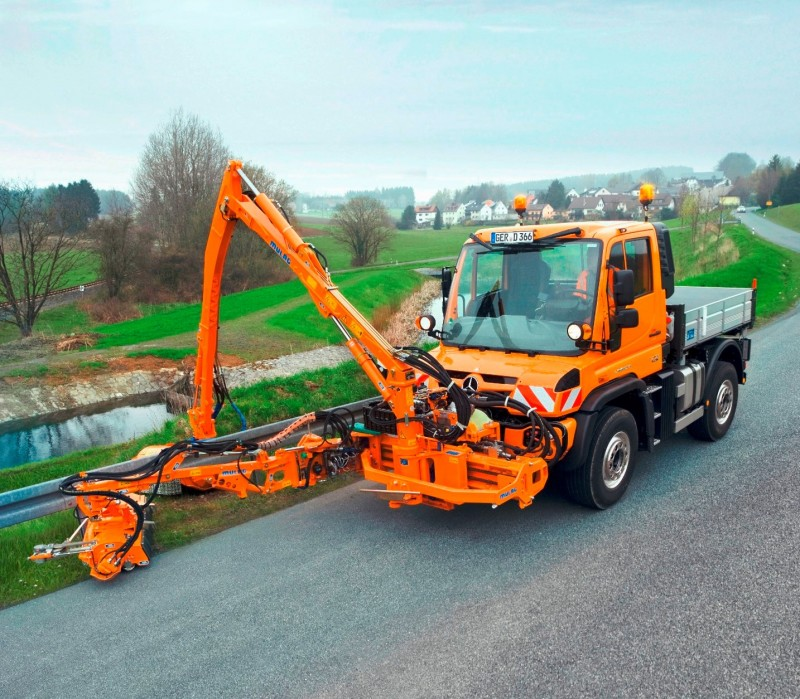 2015 Unimog U218 and U423 Upfit Showcase 123