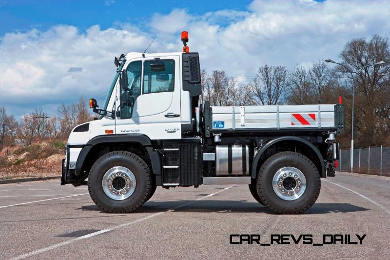 2015 Unimog U218 and U423 Upfit Showcase 130