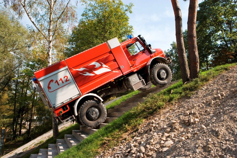 2015 Unimog U218 and U423 Upfit Showcase 138