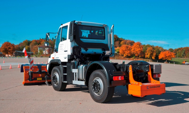 2015 Unimog U218 and U423 Upfit Showcase 24