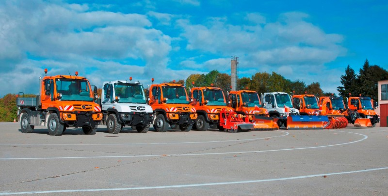 2015 Unimog U218 and U423 Upfit Showcase 28